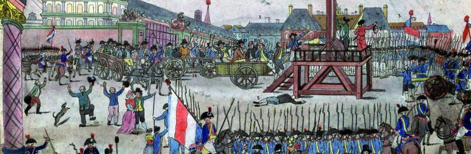 Pichona Istòria de l'Umanitat (18) : La Revolucion e los nòus drechs