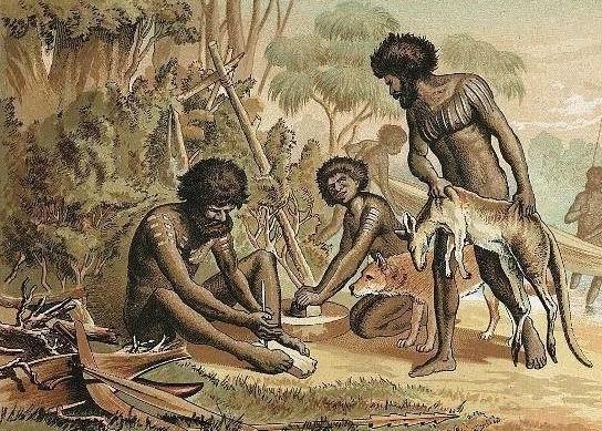 DESCORBIDA ERA LENGUA MAIRAU AUSTRALIANA